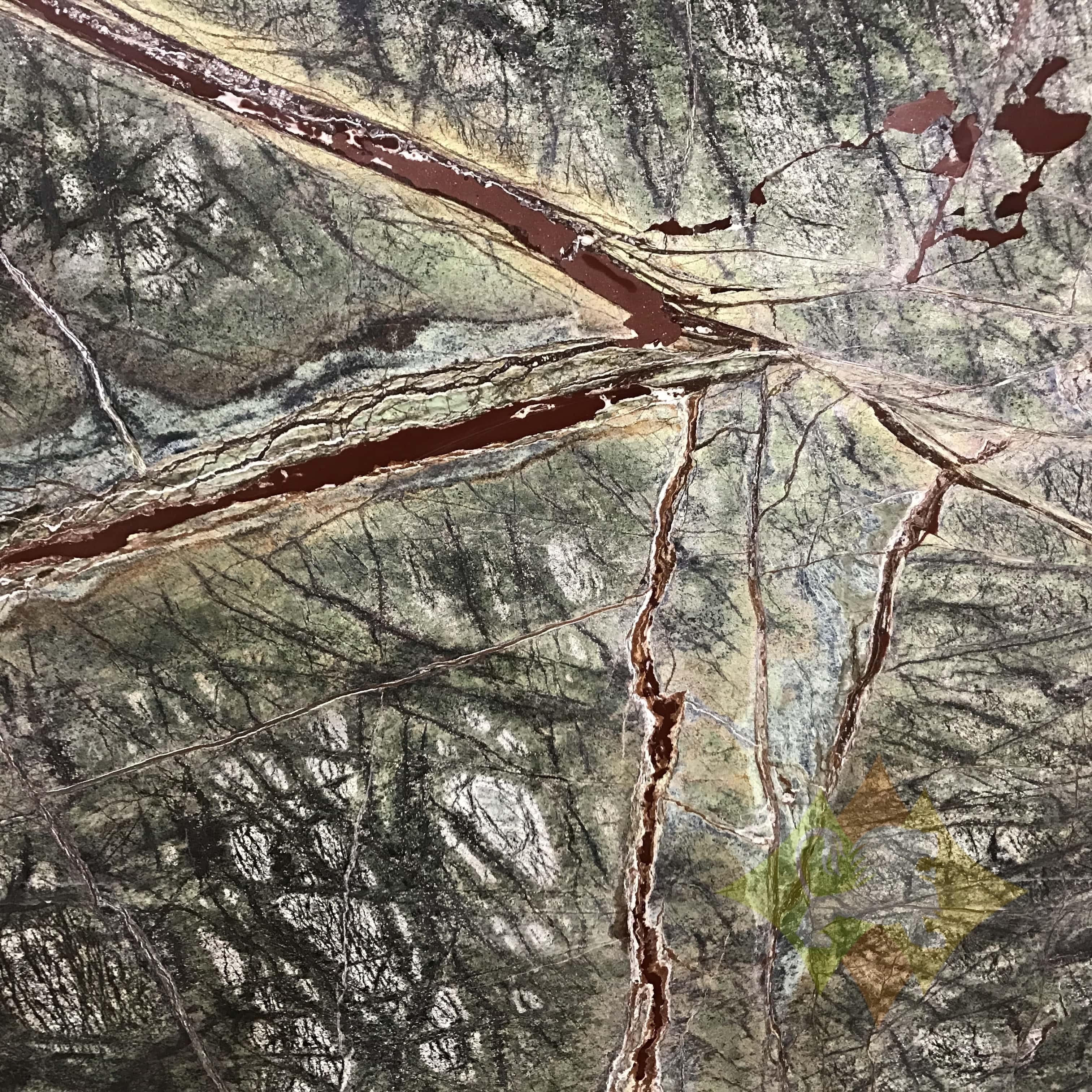 Rain Forest Green Marble Dfwstoneworks Com